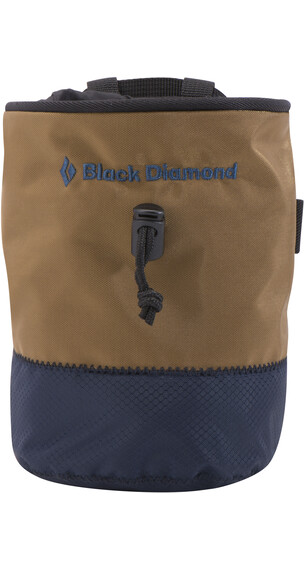 Black Diamond Mojo Repo Chalkbag Brown